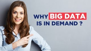 Why Big Data is in Demand   Big Data Career Path   Why Big Data is Booming All Around