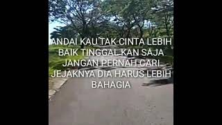DHYO HAW - BAGAI ANGSA  DAN SRIGALA ( LIRIK )