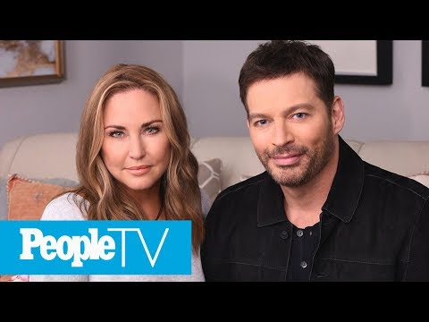 Harry Connick Jr. & Wife Jill Goodacre On Her Secret 5 Year Battle With Breast Cancer | PeopleTV