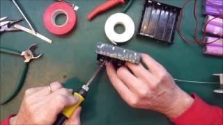 18650 Powered Stuff - 12 volt battery packs