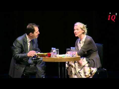 Elizabeth Gilbert on failure and forgiveness at IQ2