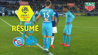 RC Strasbourg Alsace - Olympique de Marseille ( 1-1 ) - Résumé - (RCSA - OM) / 2018-19