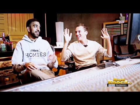 Logic + 6ix talk about Working Together, J Cole, 6ix Dropping out of Med School + More