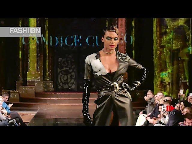 CANDICE CUOCO Spring Summer 2019 NYFW by Art Hearts Fashion New York - Fashion Channel