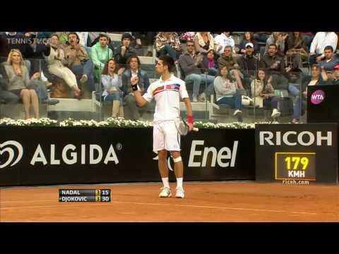 Djokovic vs Nadal Rome 2011 Final 720p