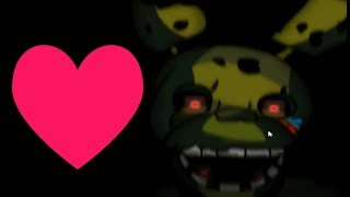 Springtraps True From || Five Nights Of Love #2 (Happy Valentines!)