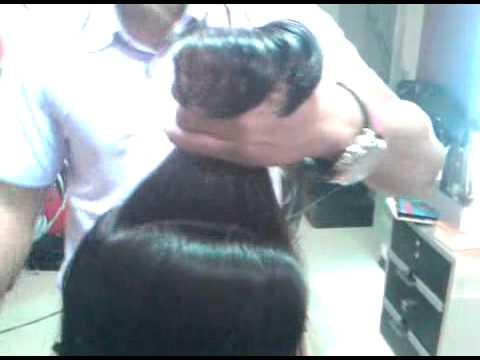 Beautifull Girl Rose Getting Hair Cut3gp Youtube