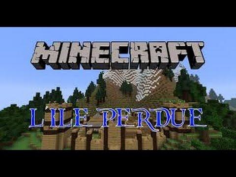 L'île Perdue épisode 3 comenter par Corentin Avec bug WTF et donjon en haut de la montagne