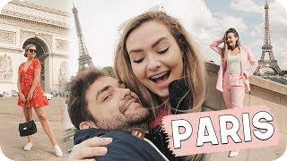 Paris Travel Vlog 🇫🇷 | MissMikaylaG