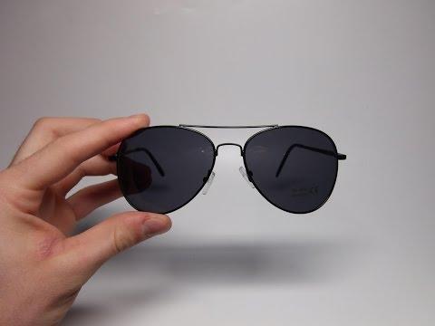 73d2e0982 Duduma Premium Full Mirrored Aviator Sunglasses Uv400 Lens Fashion Vintage  Designer - YouTube