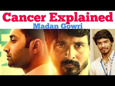 Cancer | Tamil | Madan Gowri | MG