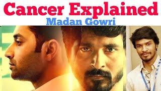 Cancer | Tamil | Madan Gowri | MG