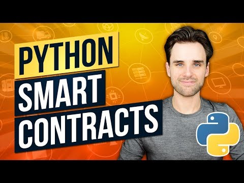 Ethereum Smart Contracts With Python - Web3.py #3