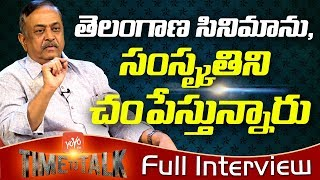 Senior actor cvl narasimha rao exclusive interview | time to talk | frankly interview | yoyo tv