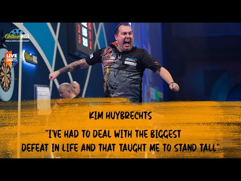 "Kim Huybrechts: ""I've had to deal with the biggest defeat in life and that taught me to stand tall"""