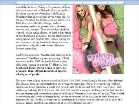 Microsoft Word 2010 Creating a References and Works Cited Page from YouTube · Duration:  6 minutes 11 seconds