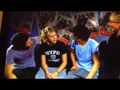 One Direction - Aus/NZ Australia's Funniest Home Videos with Liam, Niall, and Harry
