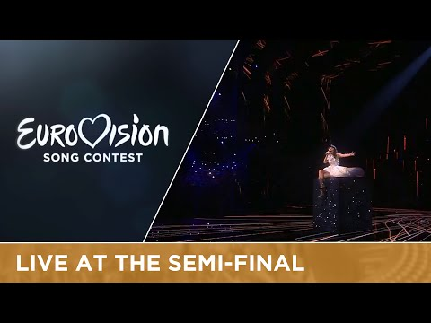 Dami Im - Sound Of Silence (Australia) Live at Semi-Final 2 - 2016 Eurovision Song Contest