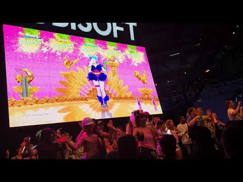 Just Dance 2019 - Toy (Netta)  - FULL GAMEPLAY IN 4K - Gamescom 2018
