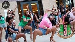 The 2014 Texas State University Yard Show: Alpha Kappa Alpha Sorority Inc.