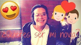 ¿Quieres Ser Mi Novia? -Michael Rojas