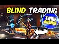 Richest Blind Trades! With Twine Cheeks - Fortnite Save The World