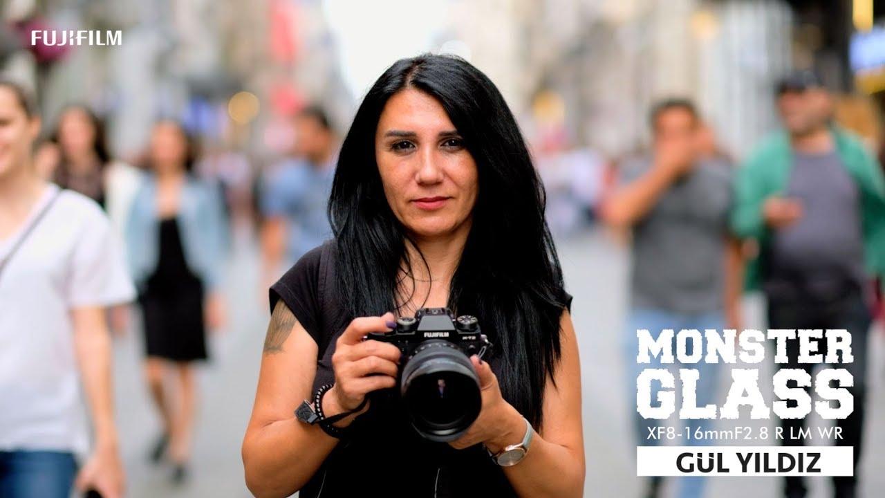 Download Monster Glass XF8-16mmF2.8 R LM WR with Gül Yildiz / FUJIFILM