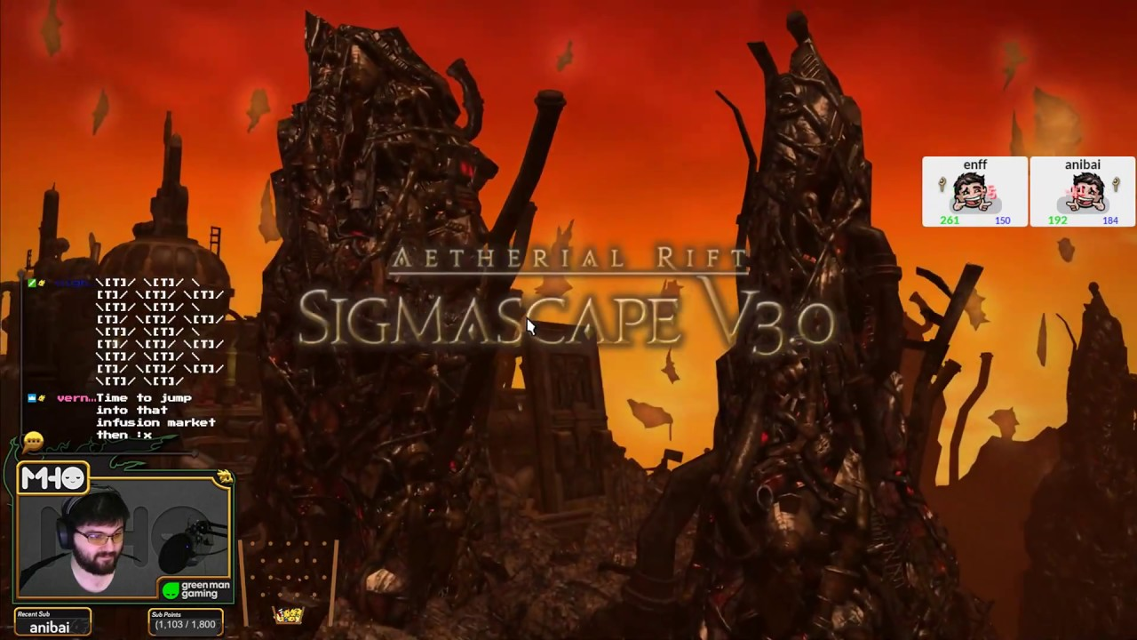 sigmascape savage v3 written guide