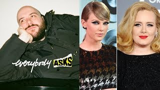 If sex sells, how come less sexualized artists like Taylor Swift and Adele outsell everyone?