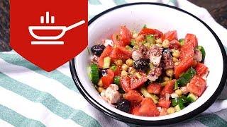 Ahtapot Salatası Tarifi | Yemek Tarifleri