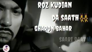 Bohemia new song (chitti)panjabi song king of desi hip hop