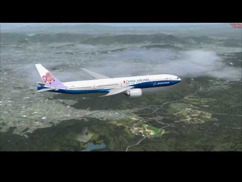 [FSX:SE] 2017 Global Tour The 5th Station - RKSI-RJFF ICN-FUK B777-300ER
