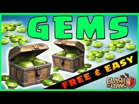 Clash of Clans: GEMS | How To Get Free Gems - ClashofClans Gems Tips & Tricks (CoC Gems)