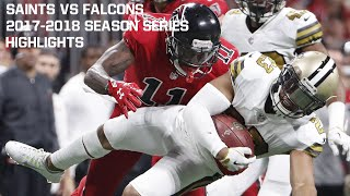 New Orleans Saints  East Atlanta Day  Saints vs Falcons Series Highlights