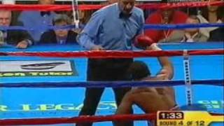 Paul Williams vs Sharmba Mitchell - 2/2