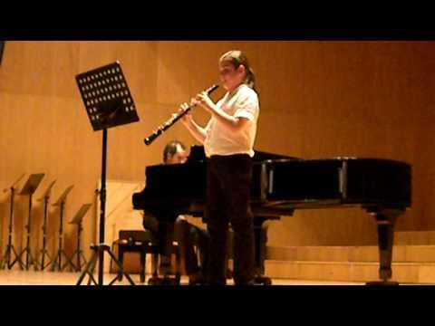 200906 Ich liebe dich Beethoven Paula Lara (Benaguasil) 10 años