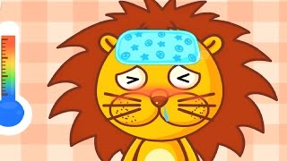 Baby Panda's Hospital | Children Learn How to Become a Great Doctor | Baby Doctor Fun Game