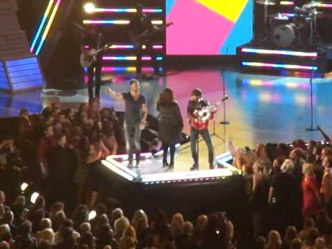 Lady Antebellum- Downtown, ACM Awards
