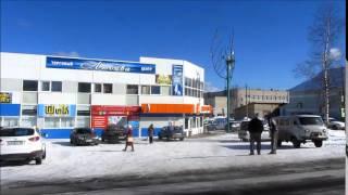 ПЯТЁРОЧКА у светофора в Коноше