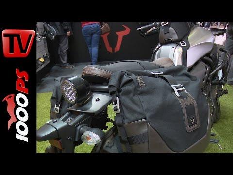 SW-Motech Gepäcksysteme für Scrambler und Klassiker Bikes - Legend Gear