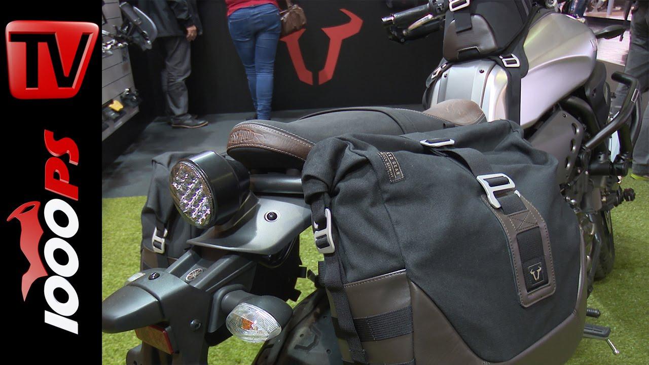 Sw Motech Gep 228 Cksysteme F 252 R Scrambler Und Klassiker Bikes Legend Gear Youtube