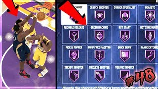 BEST Shooting Badges to SCORE More Points on HALL OF FAME! NBA 2k20 MyCAREER Ep. 48