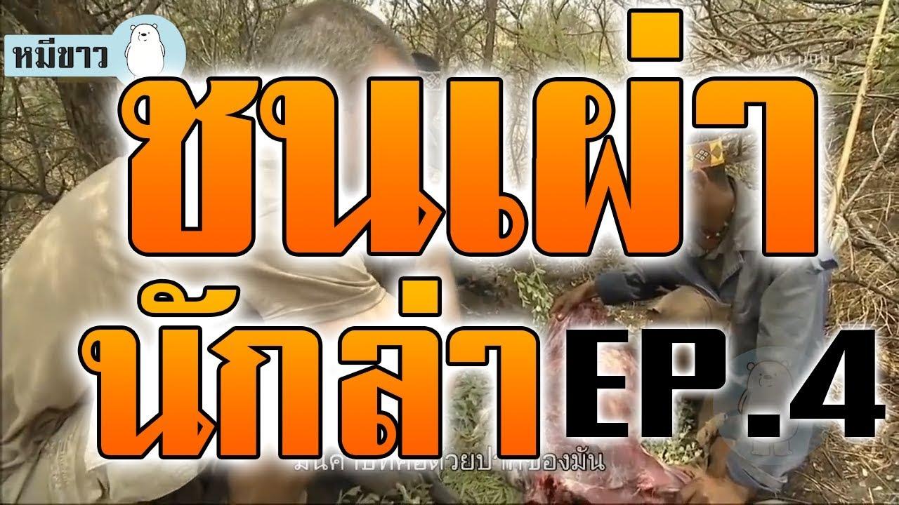 #สารคดี ชนเผ่านักล่า : เอาชีวิตรอดแบบคนป่า ล่าสัตว์ หากินแบบคนป่า EP.4