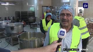 """""""يطعمون"""" مشروع لإطعام الأسر العفيفة في مخيم إربد - (18-5-2019)"""
