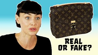 How to spot a fake guess bag (Fashion Models Guess Real Vs. Fake Handbags)