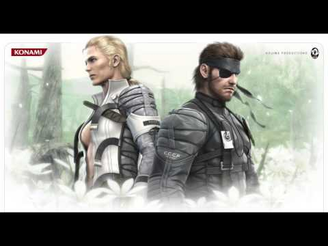 Snake Eater (Vocals only)