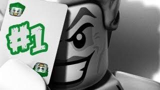 Lego Batman 2 - Walkthrough - Part 1 [Intro] (Xbox 360/PS3/PC Gameplay) [HD]