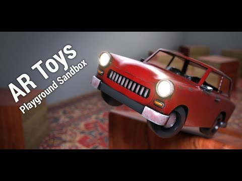 Ar Toys Playground Sandbox Remote Car Apps On Google Play