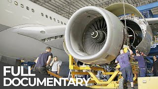 Airplane Heavy Maintenance | Mega Pit Stops | Episode 1 | Free Documentary