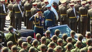 俄罗斯纪念卫国战争胜利70周年阅兵式2015年59日